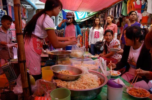 Noch geiler: Das leckere Essen