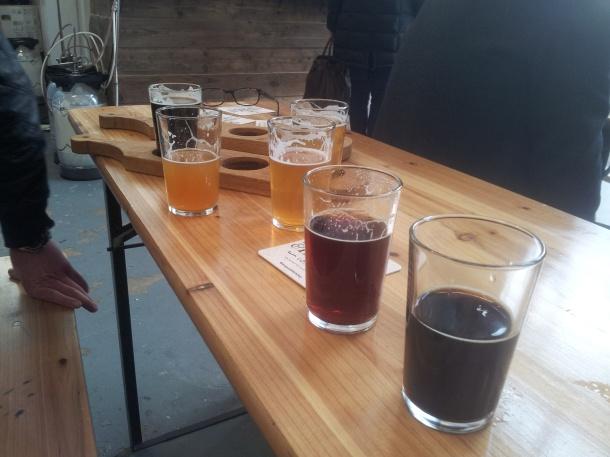 Die bunte Welt der Biere