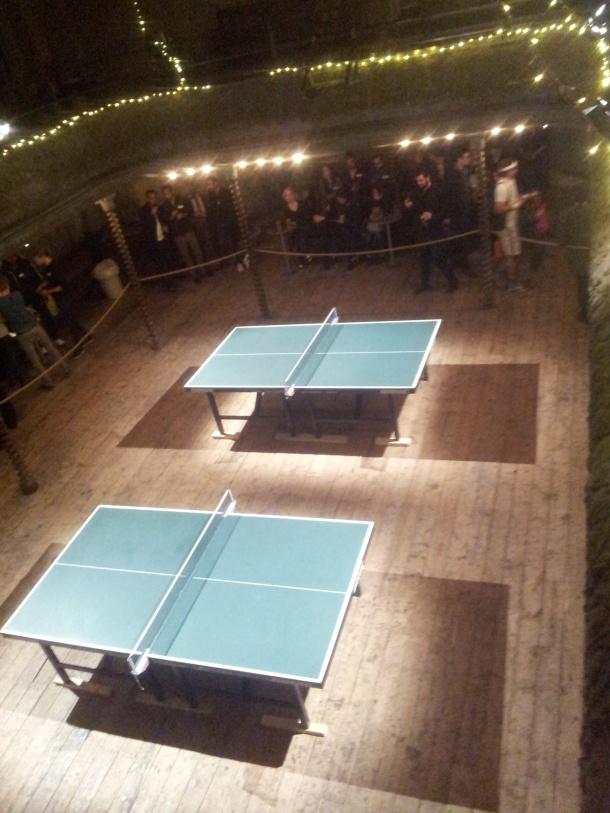 Ping Pong @ Wilton's